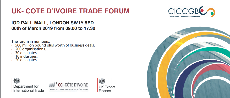 UK-CI Trade Forum